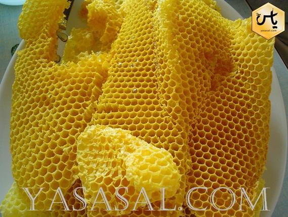 موم طبیعی زنبورعسل