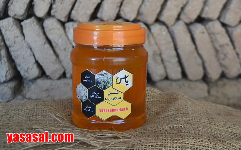 عسل گون کتیرا